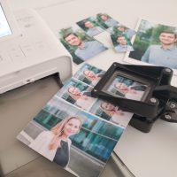 Einfach und schnell: Bewerbungsbilder und Passfotos, gedruckt oder per Mail ganz schnell :-)